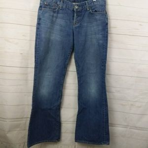 Lucky Brand Medium Bootcut Jeans SZ 12